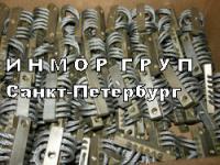 Виброизоляторы спирально-тросовые